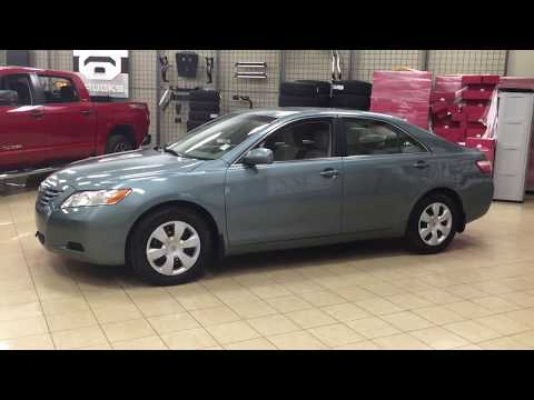 2009 Toyota Camry LE Review