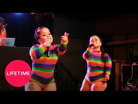 Little Women: Atlanta - Abira Heckles the Tiny Twinz's Performance (Season 5)   Lifetime