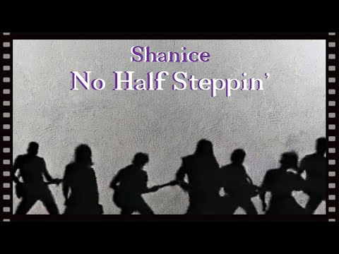 Shanice - No Half Steppin' (Official Video 1987)