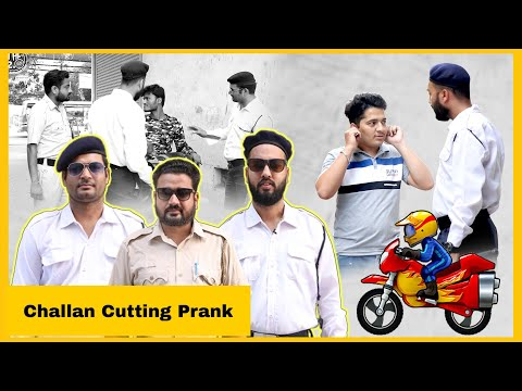 Fake Traffic Police Challan Cutting Prank Ft. Mohit & Abhinov | THF 2.0 | Ashish Goyal