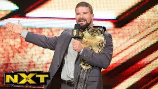 NXT Champion Bobby Roode returns to interrupt Roderick Strong: WWE NXT, June 7, 2017