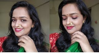 कमीत कमी साहित्यात मेकअप | Minimalist Makeup In Marathi