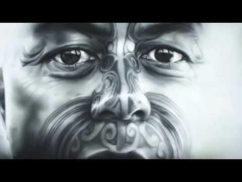 Portraits of Contemporary Maori with Ta Moko - Artist Sofia Minson on Radio New Zealand
