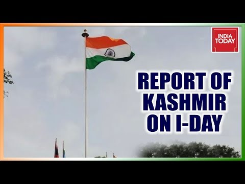 Kashmir A Fortress On I-Day, Blackout Out On Communication | Ground Report