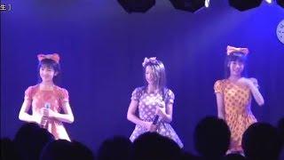 秋葉原マップ劇場ノンストップライブ&トーク1回目 トークテーマ「セクシーについて」