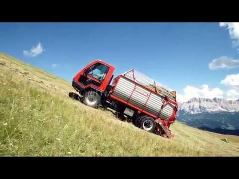 CARON CTS110 mit ladewagen