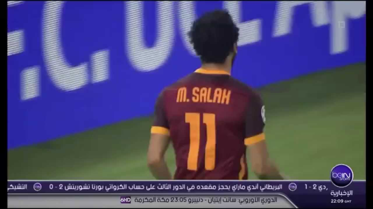 Download Roma vs  Leverkusen 3-2 All Goals and Highlights HD - UCL 04/11/2015
