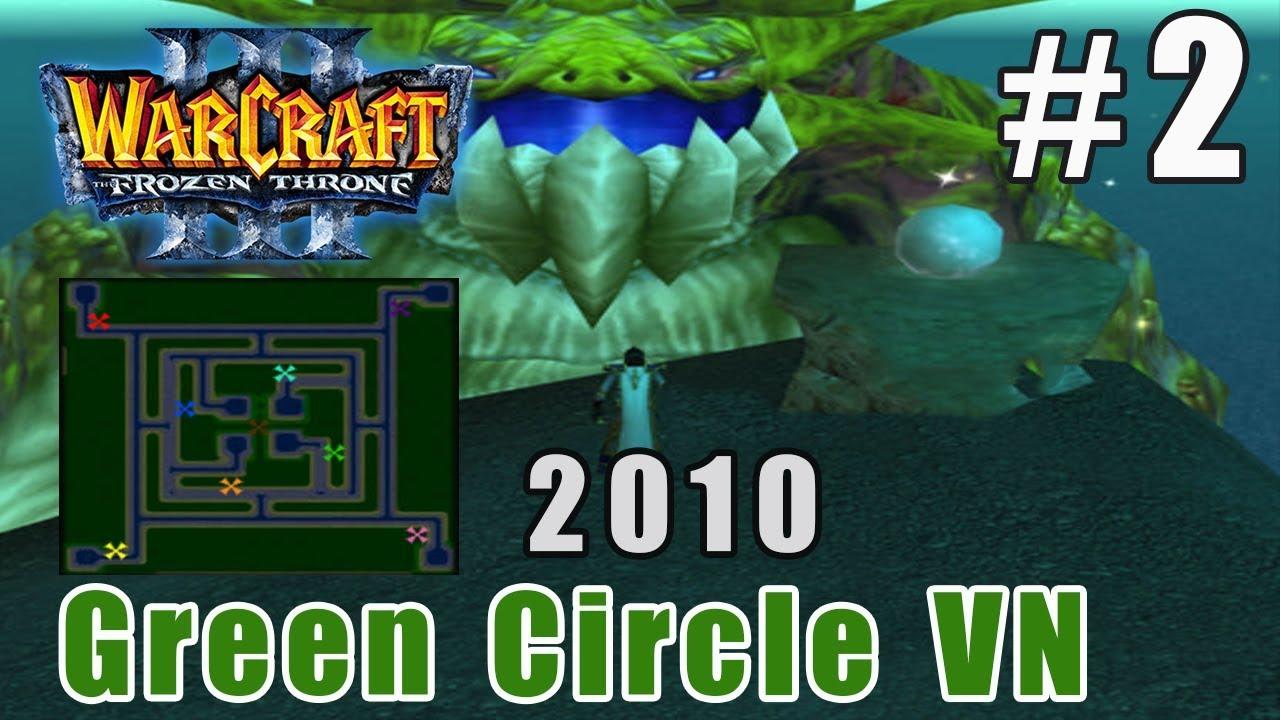 Green Circle VN 2010 #2 – Hướng dẫn cách chơi map Green Circle VN 6.2 | Mad Tigerrr