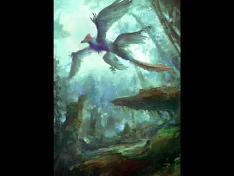 Tribute to Microraptor