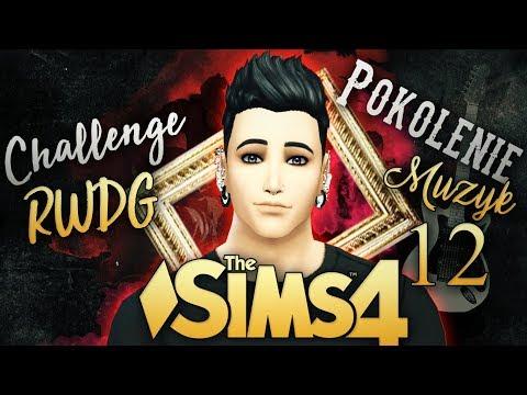 500+ i figle 💩👶POD OKIEM RODZICÓW + METAMORFOZY!- 😈🎸 MUZYK 🎸 😈 - The Sims 4 Challenge RWDG #12