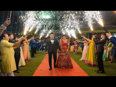 Shreyansh & Prerna wedding film - Shot Memories