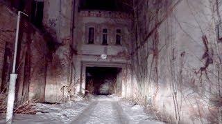 VERSTECKEN! | NACHTS in der verlassenen PSYCHIATRIE
