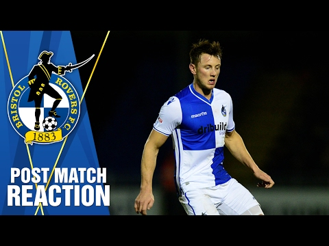 REACTION: Ollie Clarke post Sheffield United