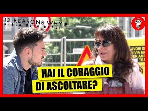 13 Reasons Why Nella Vita Reale [NO SPOILER] - [Esperimento Sociale] - theShow