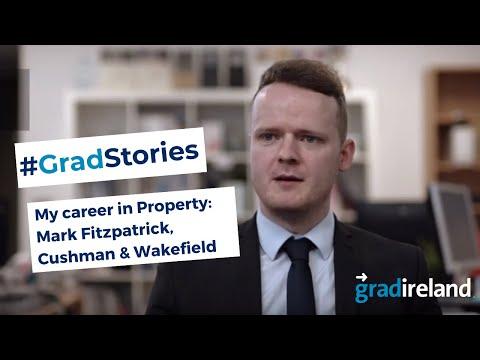 My Career in Property:  Mark Fitzpatrick, Chartered Surveyor, Cushman & Wakefield