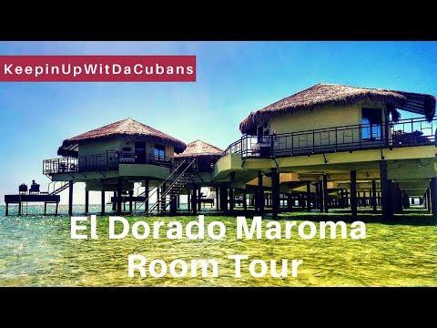 Travel Couple Room Walk Thru: Karisma- El Dorado Maroma, Riviera Maya, Mexico