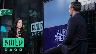 Laura Prepon Talks Her YouTube Channel &