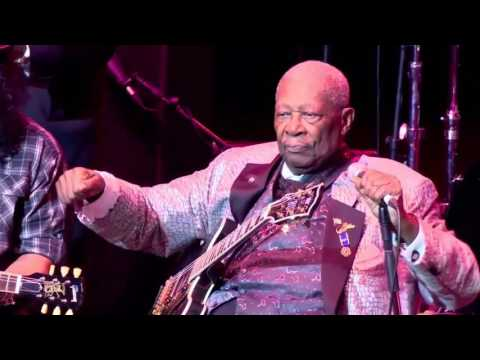 B B  KING & Friends   The Thrill Is Gone  Live At The Royal Albert Hall   2011   HD