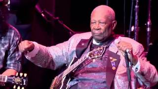 Download B B  KING & Friends   The Thrill is Gone  Live at The Royal Albert Hall   2011   HD MP3 song and Music Video