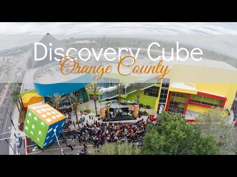 A Night at Discovery Cube Orange County | #NewAtTheCube | Long Story Short