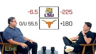 College Football Week 2 Betting Preview| The Line | Sports Illustrated