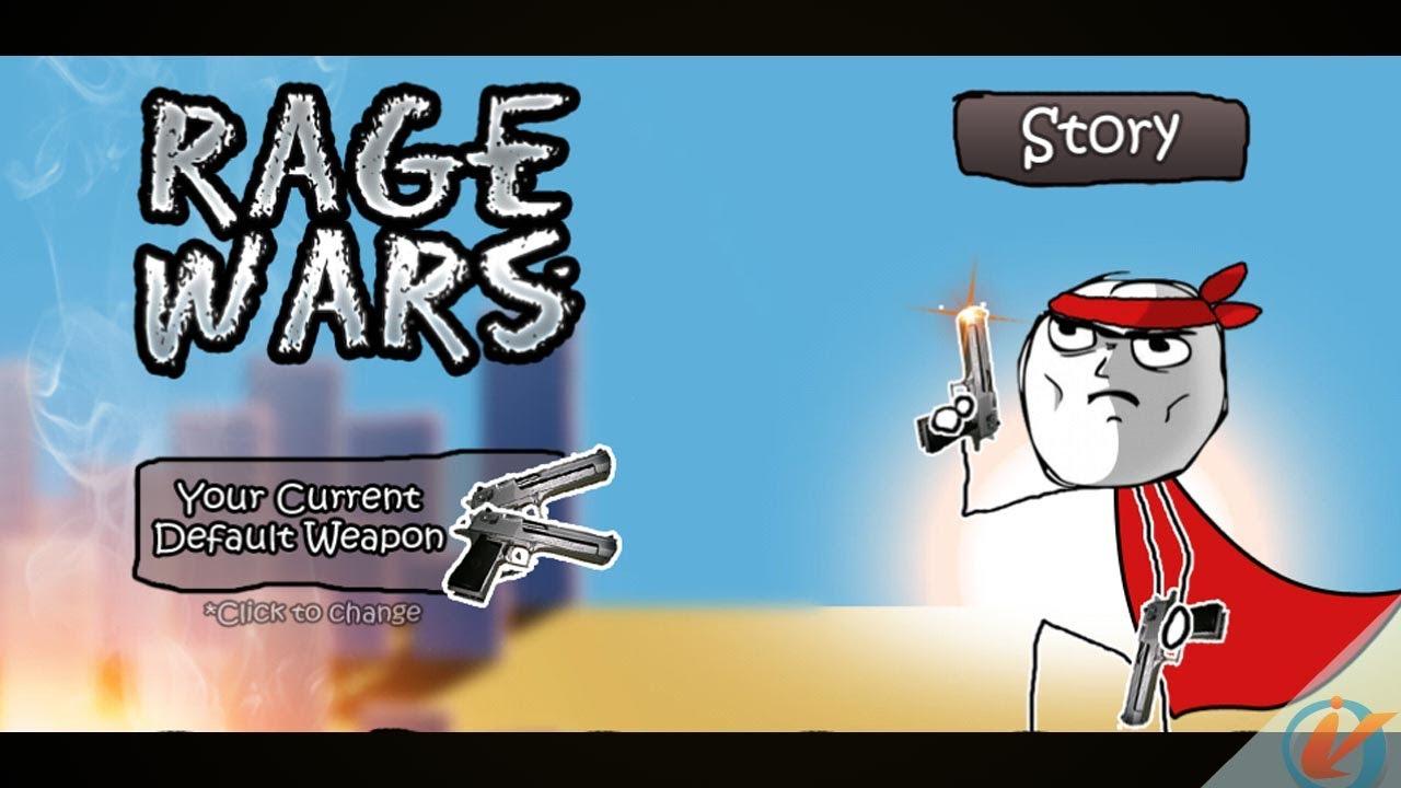 maxresdefault rage wars meme shooter iphone gameplay video youtube