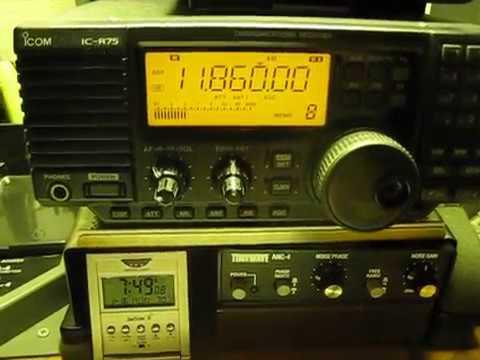 Shortwave Radio Sanna, Mecca