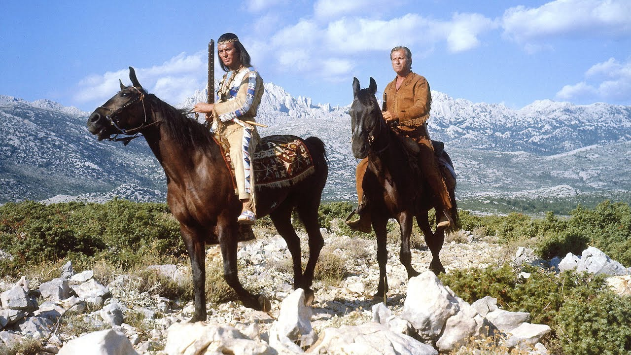 Kennenlernen winnetou old shatterhand