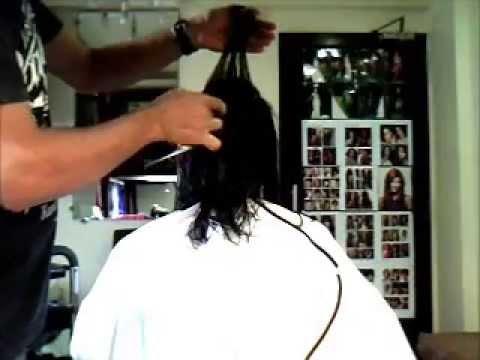 5 Steps Haircut In 5 Minuts Youtube