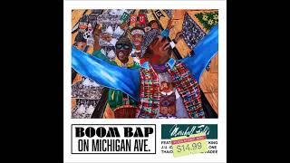 Pugs Atomz - Boom Bap On Michigan Ave (Album)