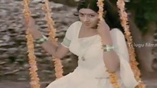 Sirimalle Puvva Song - Sridevi