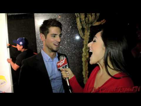 Jean Luc Bilodeau at the Stand Up for Gus Red Carpet #ChildCustody @jlblives