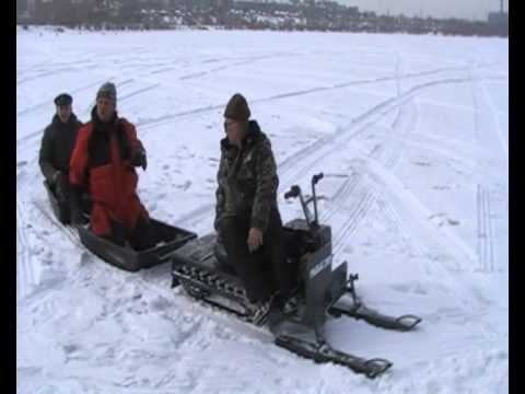 купить снегоход рыбак 2мр цена