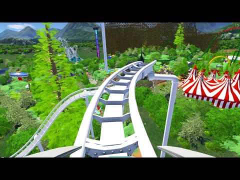 Rollercoaster Tycoon World Deutsch Season 3 #022 Sci-Fi Gebiet [GER]