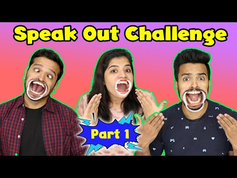 Speak Out Challenge Part 1 | Hungry Birds