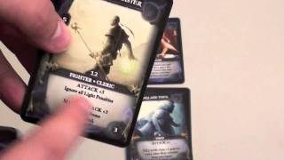 Thunderstone Wrath of the Elements Review - with Tom Vasel