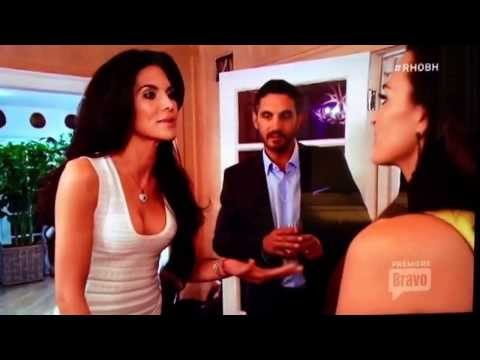 Mauricio Umansky checking out Joyce on the real housewives of Beverly Hills season 4