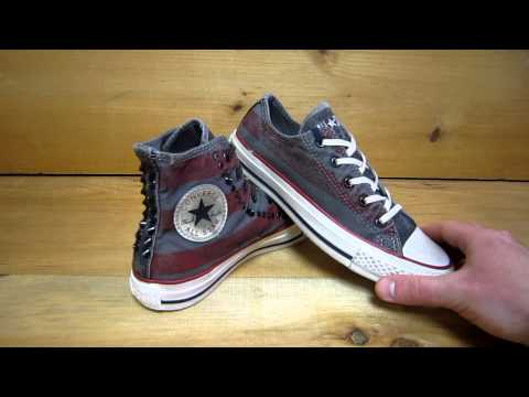 Converse Chuck Taylor All Star Washed Canvas Flag