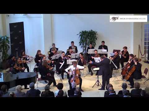 Cellist  Clemens Kropfitsch  plays Haydn Cello Concerto No.2