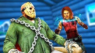 ДЖЕЙСОН ПРИГОВОРЕН К КАЗНИ! (The Friday 13th: The Game)