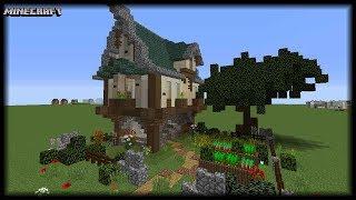 minecraft medieval tutorial blocks