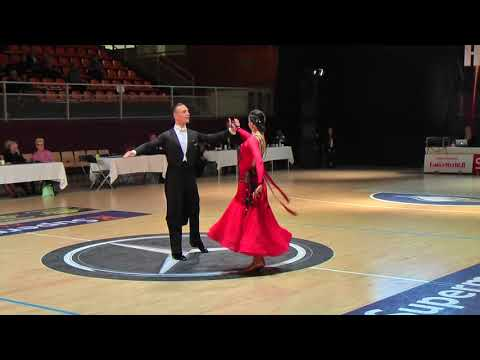 WDSF Open Standard | Final Presentation Foxtrot | Helsinki Open 2017