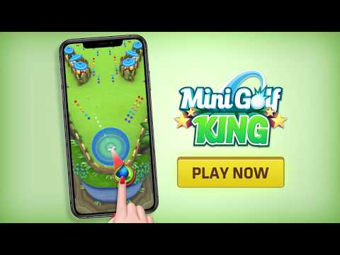 Mini Golf King - Gameplay Trailer