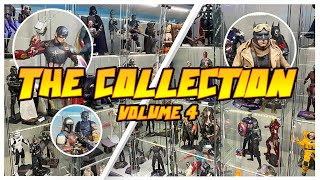 TOY COLLECTION! Volume 4!! - Star Wars, Marvel, Hot Toys Update and MORE.