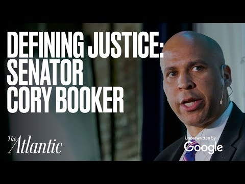 Senator Cory Booker speaks on criminal justice reform, highlights Dignity for Incarcerated Women Act