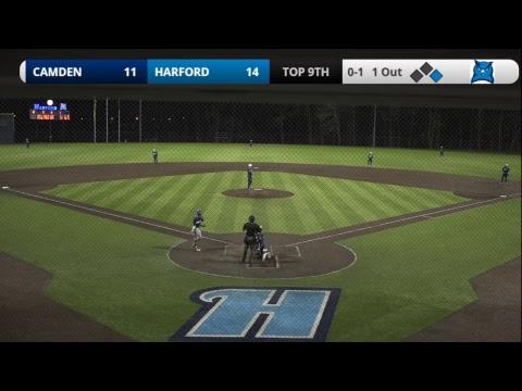 BASE: Camden County vs Harford