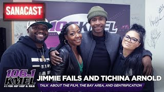 "Tichina Arnold & Jimmie Fails Discuss ""The Last Black Man In San Francisco"""