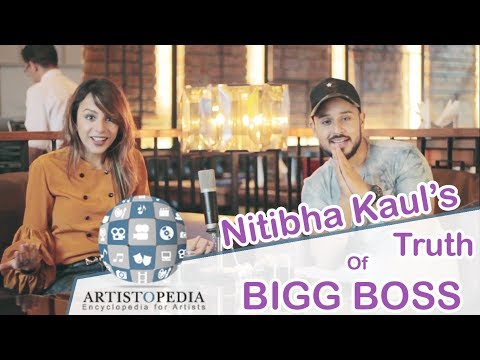 IS BIGG BOSS SCRIPTED? | Full Interview With Nithbha Kaul | Artistopedia