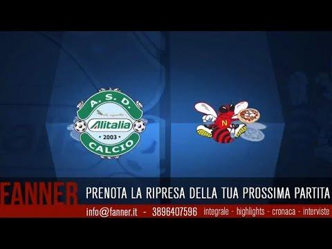 [Integrale] A - 26^ - Alitalia Calcio VS La Venere in Bikini - legacalcioa8.it