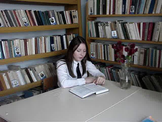 Изображение предпросмотра прочтения – АнастасияМулыкина читает произведение «Мои деревья» И.С.Тургенева